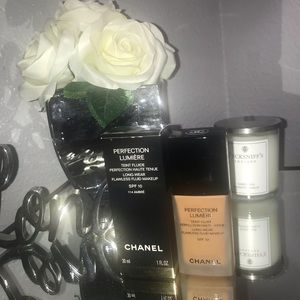 Chanel Perfection Lumiere Teint Fluid 110 Ambre